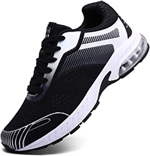 Running Shoes Mens Women Air Trail Mesh Sneakers Athletic Walking Cross Training Tennis Sports Shoe for Men
