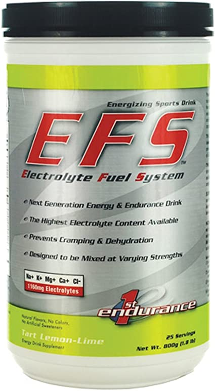 First Endurance EFS Sports Drink Mix Lemon Lime