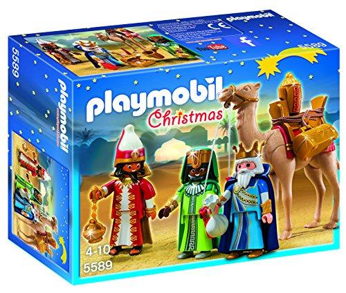 PLAYMOBIL Navidad: Playset Reyes Magos