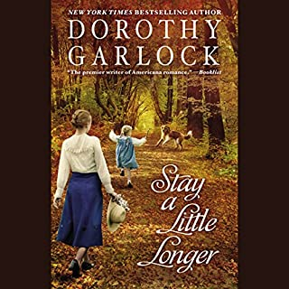 Stay a Little Longer audiobook cover art