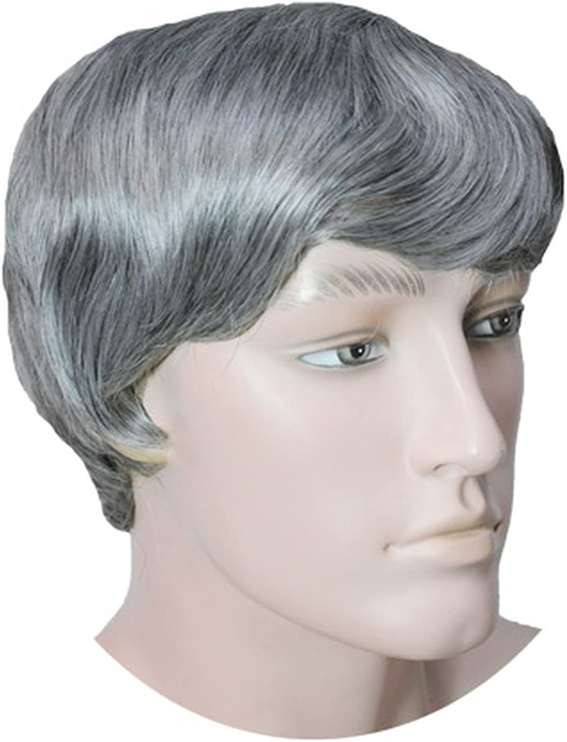St Man Wig Forest Green