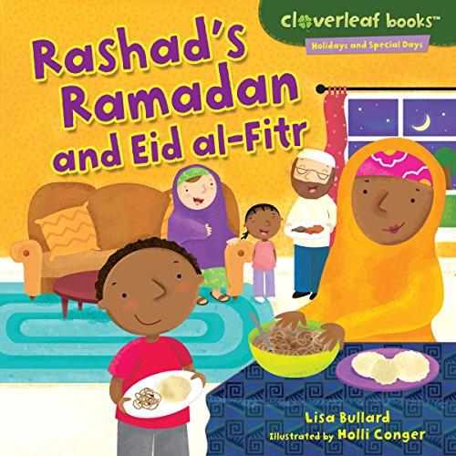 Rashad's Ramadan and Eid al-Fitr copertina