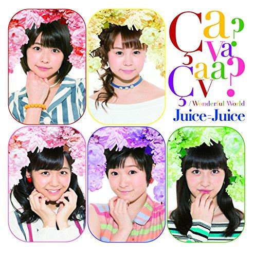 Wonderful World/Ca va ? Ca va ?(サヴァ サヴァ)(初回生産限定盤D)(DVD付)