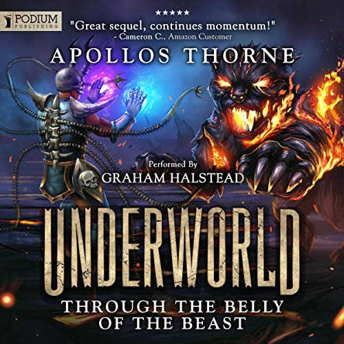 Through the Belly of the Beast audiobook cover art