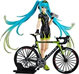 Max Factory Racing Miku 2015 Figma Action Figure (Team UKYO Support Version)