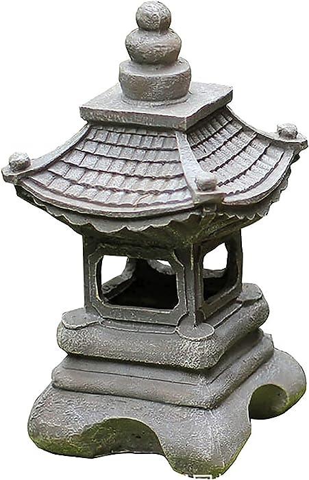 The Best Pagoda Japanese Lantern For Garden
