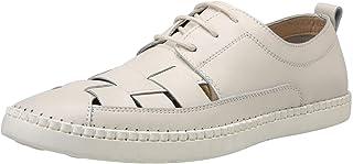 rismart Uomo Sneaker Cavo Tessere con Lacci Casuale Formatori Scarpe
