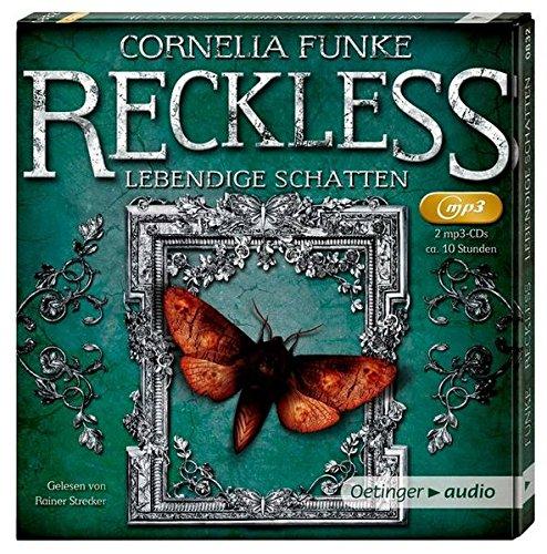 Reckless. Lebendige Schatten (2 MP3 CD): Band 2 Ungekürzte Lesung mit Musik