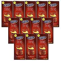 モントワール マクビティ シンズ ダークチョコレート 16枚 ×12箱
