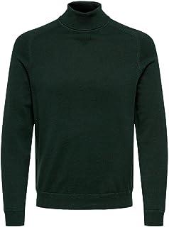 Only & Sons ONSKALEB 12 DETAIL ROLL NECK KNIT heren pullover