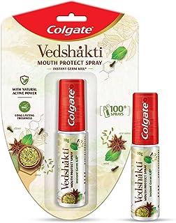 Colgate Vedshakti Mouth Protect Spray - 10 g