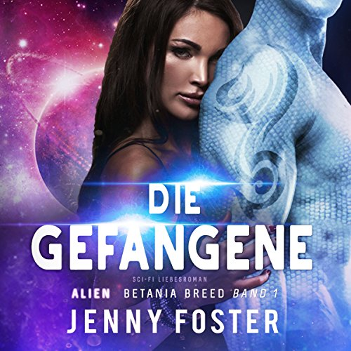 Die Gefangene audiobook cover art