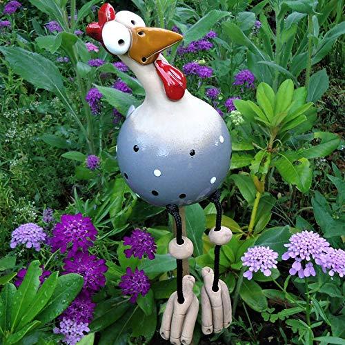 Huhn Garten Dekoration, Tierfigu...