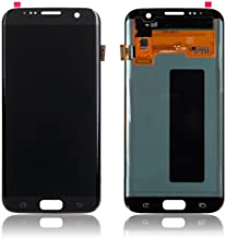 LCD Display Touch Screen Digitizer Assembly Replacement for Samsung Galaxy S7 Edge G935A G935V G935P G935T G935F (Black)