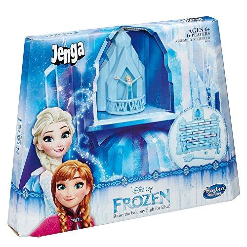 Hasbro Gaming Frozen Jenga
