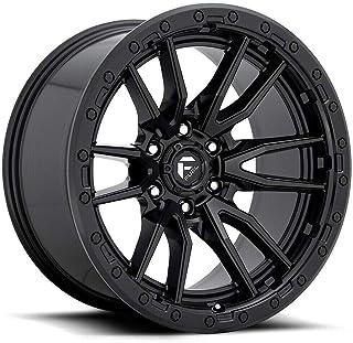 """D679 Rebel 22x12 8x180-44 Matte Black Wheels(4) 22"""" inch Rims"""