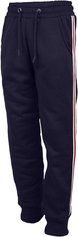 LOTMART Kids Side Striped Jumper or Trousers Contrast Insert