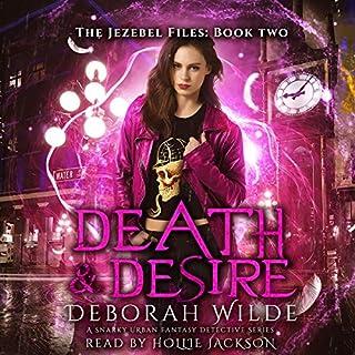 Death & Desire: A Snarky Urban Fantasy Detective Series cover art