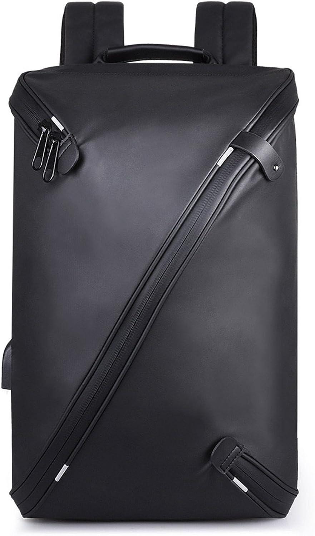 Männer Rucksack Anti-Diebstahl Laptop USB Lade Lässige Reise Reise Reise 20-35L Multifunktionale Tasche mit hoher Kapazität, Schwarz B07FBD8SBT | Vollständige Spezifikation  979d53