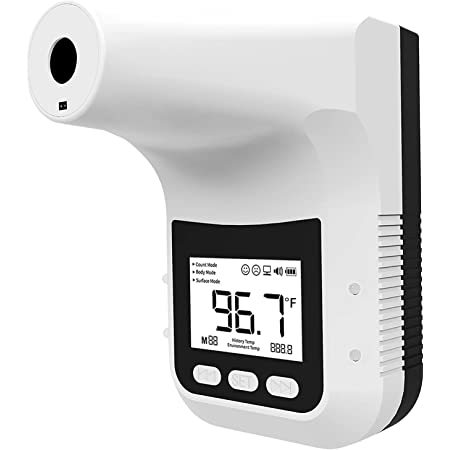 Non-Contact Infrared Temperature Forehead Measurement Thermometer Stand Holder