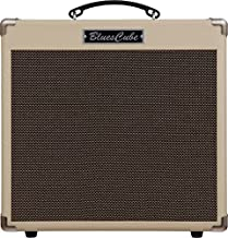 Roland BC-HOT-VB Blues Cube Hot Guitar Combo Amplifier with Tube Tone, 30-Watt Amp with 12-Inch Speaker, Vintage Blond