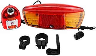 BBR Tuning Bicycle 3-in-1 Brake Light and Turn Signal