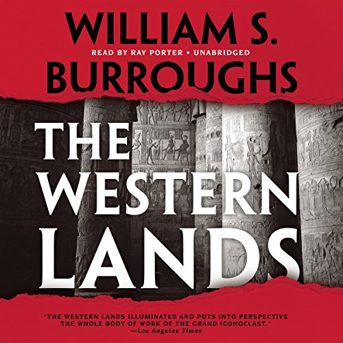 The Western Lands cover art