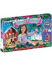 Playmobil Adventskalender Jul i Stadshus