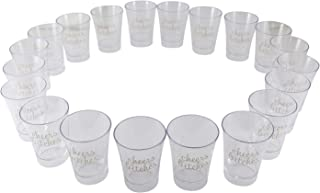 We Party Shot Glasses (100, Clear)