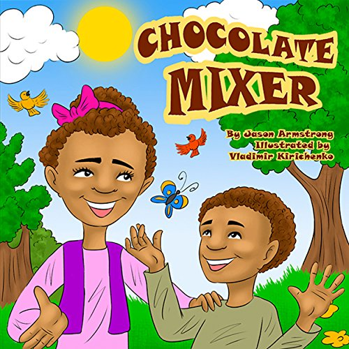 Chocolate Mixer audiobook cover art