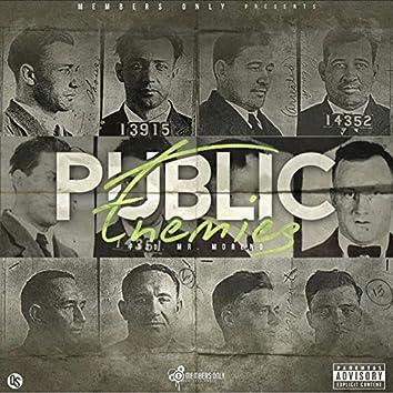 Public Enemies (feat. Shaun King & D-Mobile)