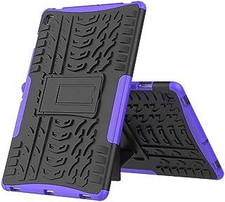 PICKQIU Case fro Huawei MediaPad T3 8.0, [Heavy Duty] [Kickstand Case] Shockproof Bumper Full Body Cover, for Huawei MediaPad T3 8.0 -Black