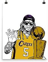 Babes & Gents Lil Wayne Tha Carter 5 V 11x17 Art Poster