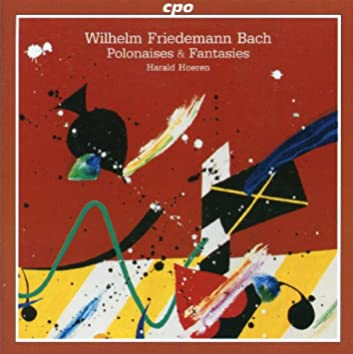 Bach: Polonaises & Fantasies