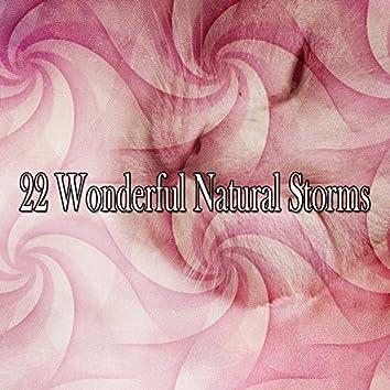 22 Wonderful Natural Storms