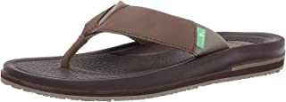 Sanuk Beer Cozy 3 mens Flip-Flop