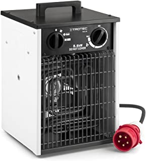 TROTEC Calefactor eléctrico TDS 30 (max. 5 kW)