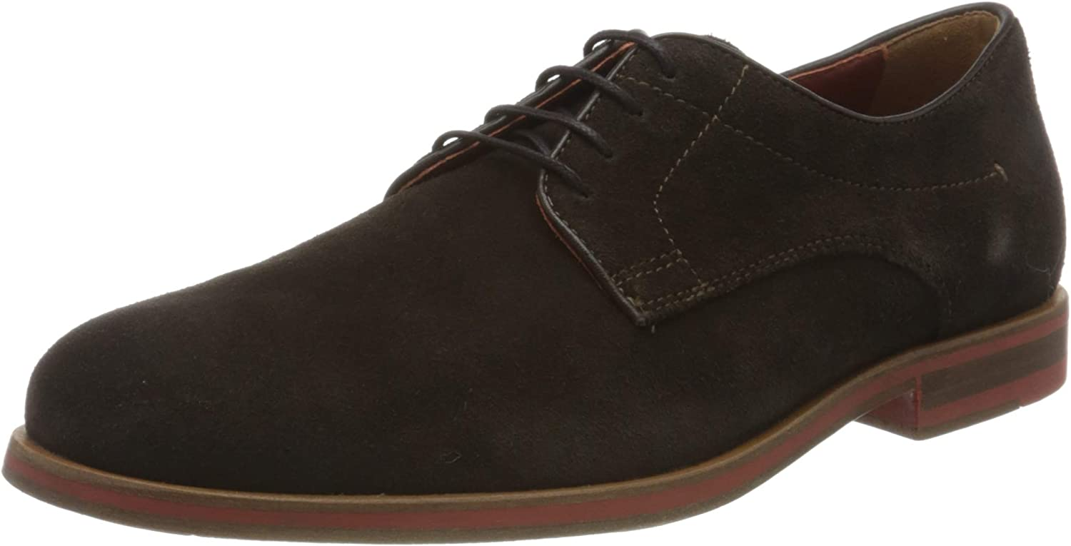 Geox Men's Cheap super special Limited time cheap sale price Lace-up Derby