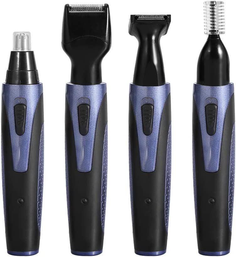 Cerlingwee Nose Hair Trimmer 4 Tr Washington Mall Facial Price reduction in 1