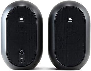 JBL 1 Series 104 Studio Monitors Pair, Black