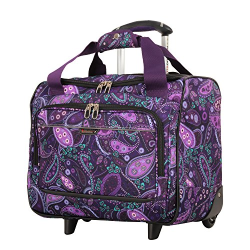 Ricardo Beverly Hills Mar Vista 16-Inch 2 Wheeled Tote, Purple...