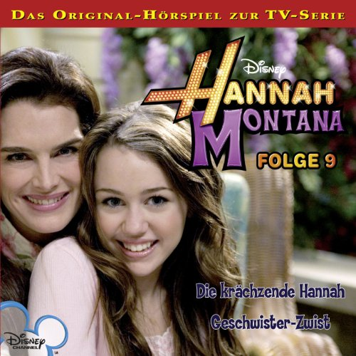 Die krächzende Hannah / Geschwister-Zwist Titelbild