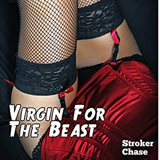 Virgin for the Beast audiobook cover art