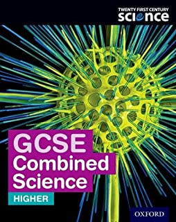 Twenty First Century Science: GCSE Combined Science Higher Student Book