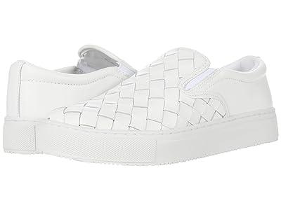 Marc Fisher LTD Calla (White Leather) Women