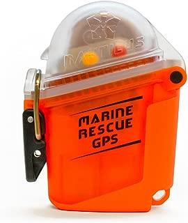 Nautilus Lifeline Marine Rescue GPS Submersible Dive Alert Scuba