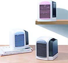 Mini Airconditioning Fan Air Cooler Home Air Cooler Office Water Koeling Airconditioner stoer (Color : Gray)