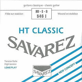 خيوط غيتار كلاسيكية برونزية 546J من سافاريز سترينغز، مقاس متوسط