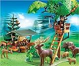 PLAYMOBIL® 4208 - Hochsitz mit Wildfütterung