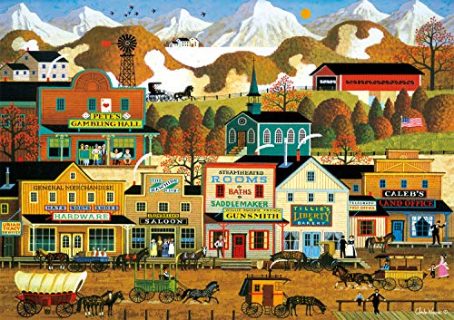 Buffalo Games - Charles Wysocki - Pete